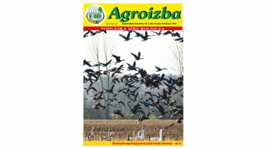 Agroizba nr 2 (66) marzec-kwiecień 2016