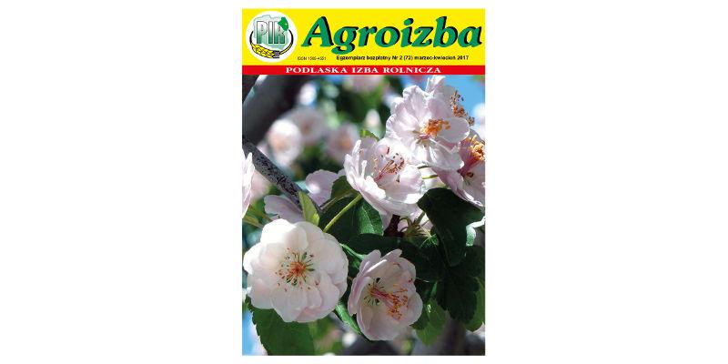 Agroizba nr 2 (72) marzec-kwiecień 2017