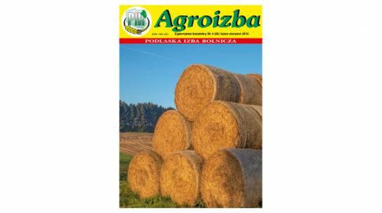 Agroizba nr 4 (68) lipiec-sierpień 2016