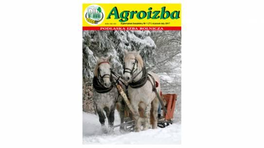 Agroizba nr 1 (71) styczeń – luty 2017
