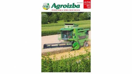 Agroizba nr 4 (74) lipiec-sierpień 2017