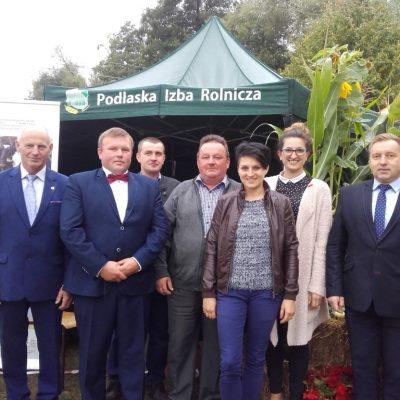 IX Posiedzenie Rady Powiatowej Podlaskiej Izby Rolniczej powiatu hajnowskiego