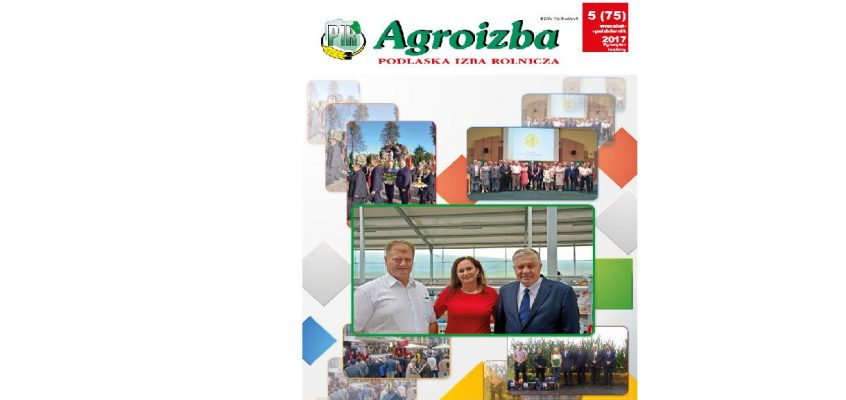 Agroizba nr 5 (75) wrzesień – październik 2017