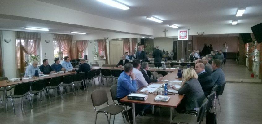 Posiedzenie Rady Powiatowej PIR w Sokółce