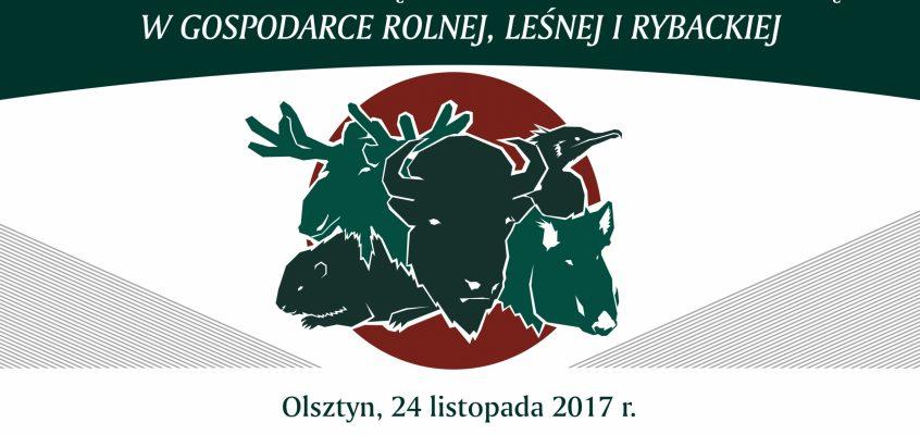 24 listopada w Olsztynie odbyła się Ogólnopolska Konferencja Naukowa