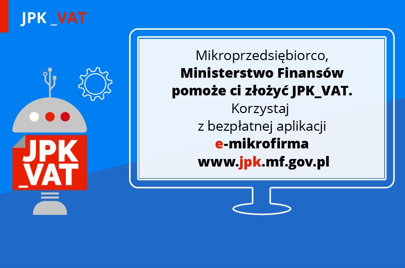 Do 26 lutego br. 37.293 podlaskich mikroprzedsiębiorców powinno po raz pierwszy wysłać JPK_VAT