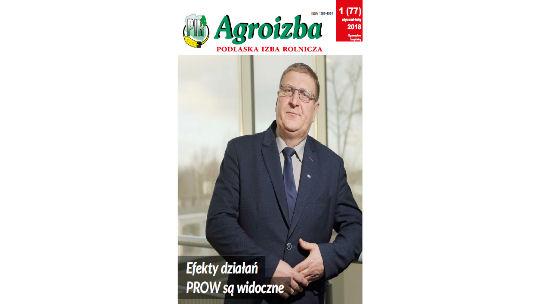 Agroizba nr 1 (77) styczeń – luty 2018