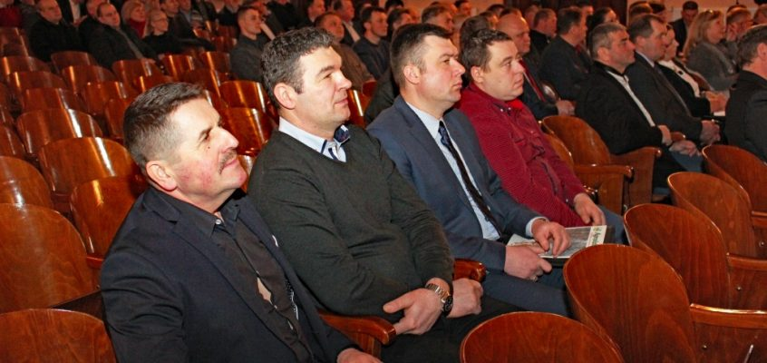 O problemach podlaskiej wsi rozmawiano w Wysokiem Mazowieckiem