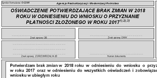 Dopłaty bezpośrednie za 2019 r.: już można składać oświadczenia