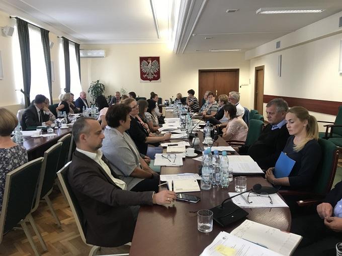 Spotkanie Dyrektorów Wojewódzkich Izb Rolniczych
