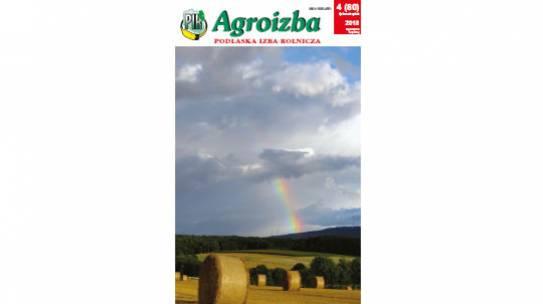 AGROIZBA NR 4 (80) LIPIEC-SIERPIEŃ 2018