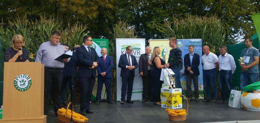Podlaska Izba Rolnicza uczestniczyła w Podlaskim Dniu Kukurydzy