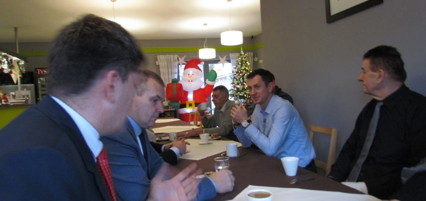 Posiedzenie Rady Powiatowej PIR w Augustowie