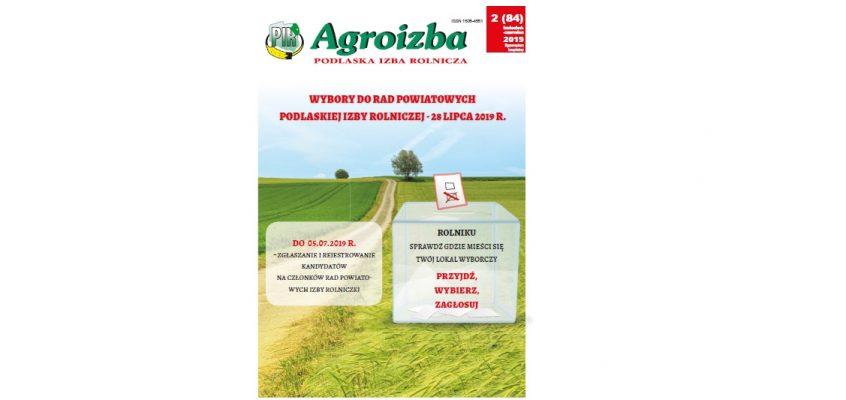 Agroizba nr 2 (84) kwiecień-czerwiec 2019