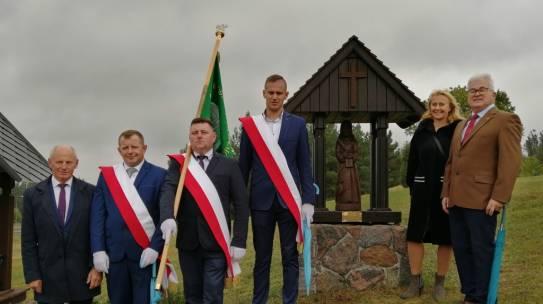 Święto Rolników w Sanktuarium Matki Bożej Bolesnej w Świętej Wodzie w Wasilkowie