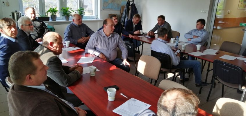 Posiedzenie Rady Powiatowej Podlaskiej Izby Rolniczej w Białymstoku