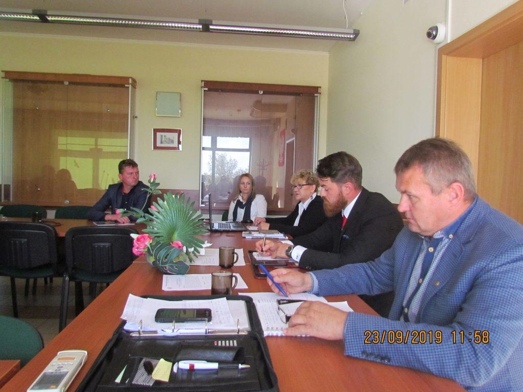 Posiedzenie Rady Powiatowej Podlaskiej Izby Rolniczej powiatu augustowskiego
