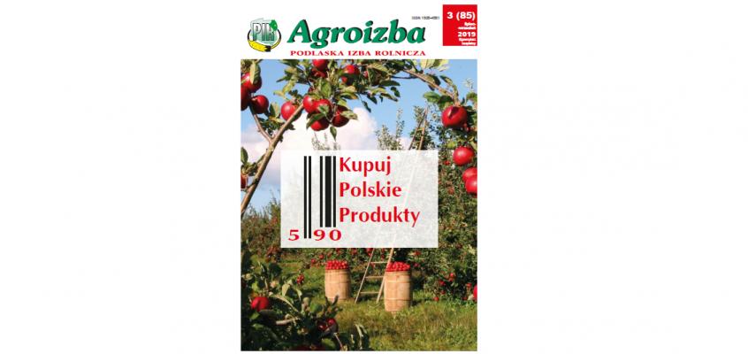 Agroizba nr 3 (85) lipiec-wrzesień 2019
