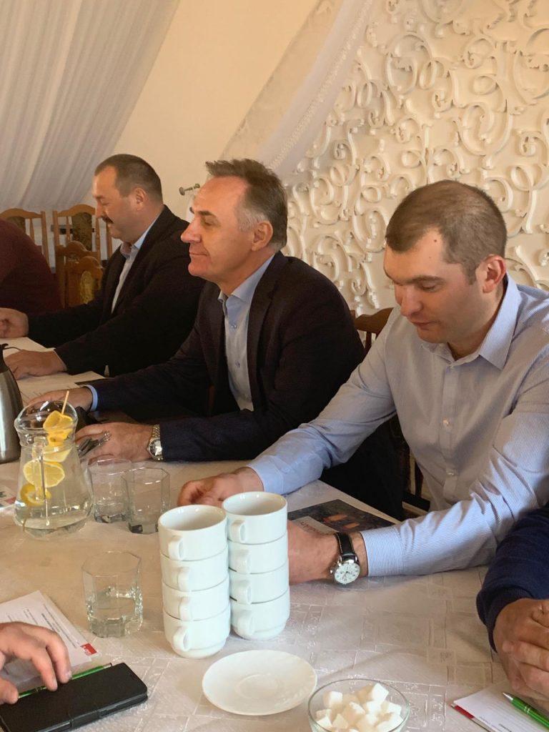 Posiedzenie Rady Powiatowej PIR w Siemiatyczach