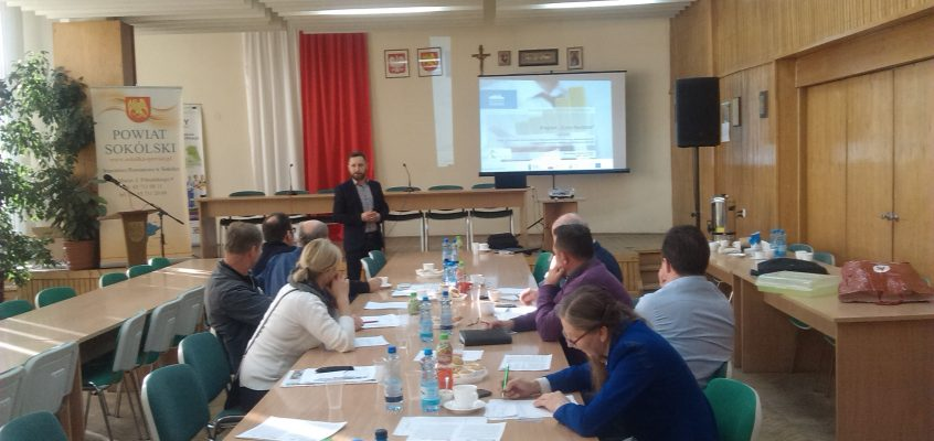 Posiedzenie Rady Powiatowej Podlaskiej Izby Rolniczej w Sokółce