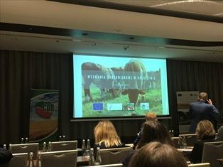 """Konferencja pt. """"Wyzwania środowiskowe w rolnictwie"""""""