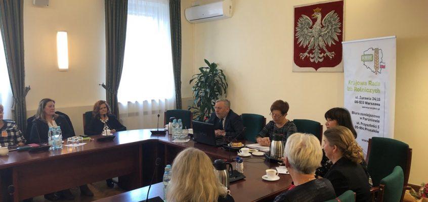 Wyborcze Posiedzenie Rady ds. Kobiet i Rodzin przy KRIR
