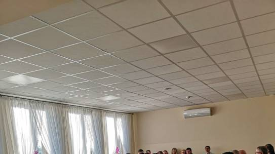 Wspólne wigilijne posiedzenie Rad z powiatów łomżyńskiego i zambrowskiego
