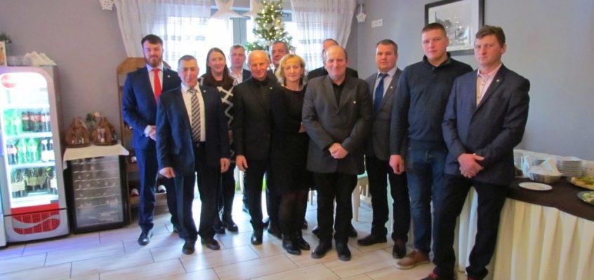 Posiedzenie Rady Powiatowej PIR powiatu augustowskiego