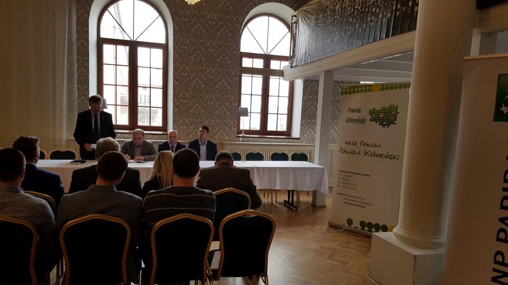 Wspólne posiedzenie Rad Powiatowych Podlaskiej Izby Rolniczej z powiatów kolneńskiego, grajewskiego, łomżyńskiego i zambrowskiego