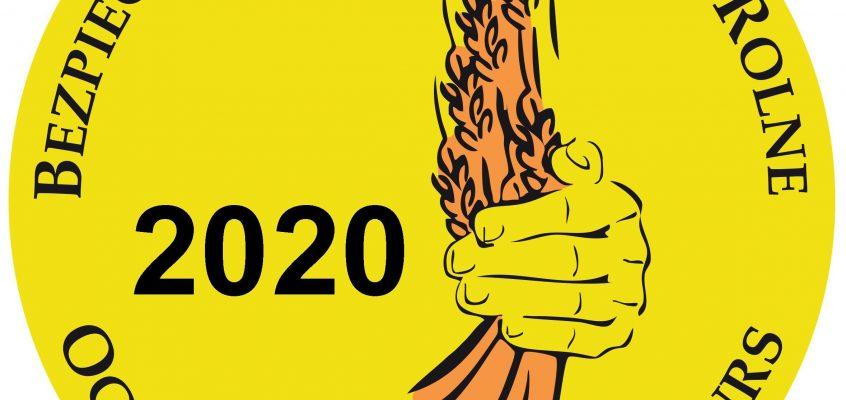 """Ruszyła XVIII edycja Ogólnokrajowego Konkursu """"Bezpieczne Gospodarstwo Rolne"""" kierowanego do osób prowadzących produkcyjną działalność rolniczą."""