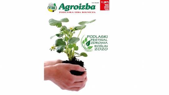 Agroizba nr 1 (87) styczeń – marzec 2020