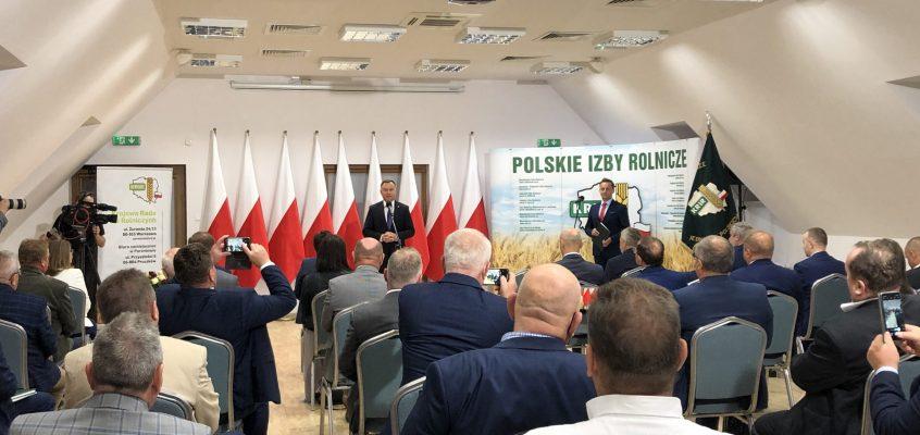 KRIR popiera kandydaturę Andrzeja Dudy
