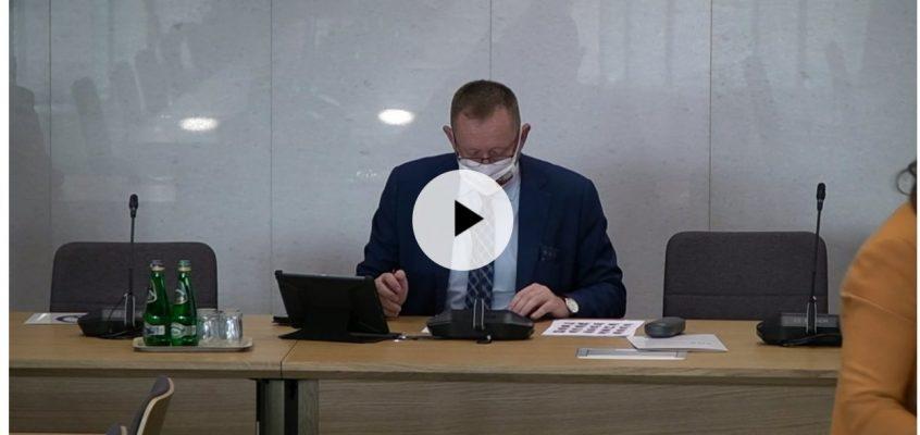 Informacja Komisarza UE ds. Rolnictwa Janusza Wojciechowskiego o planach i wyzwaniach stojących przed europejską polityką rolną, w związku z nową perspektywą finansową na lata 2021–2027