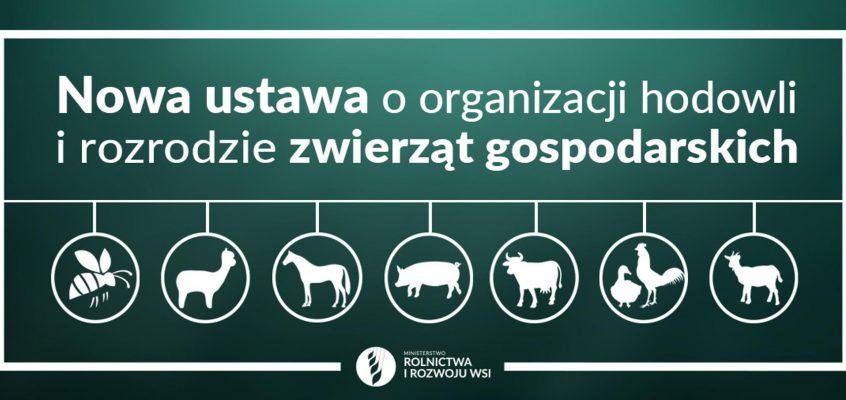 Nowa ustawa o hodowli zwierząt