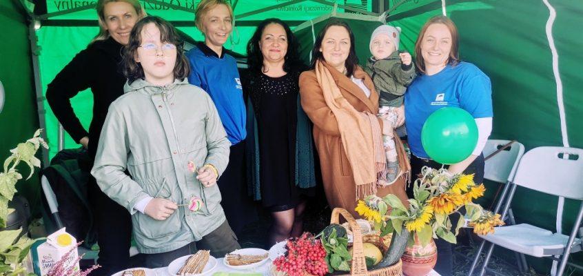 Dzień Kukurydzy w Tauroszyszkach 03.10.2021r.